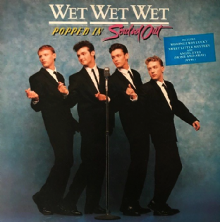 Wet Wet Wet ‎- Popped In Souled Out (LP) (VG-/VG+)